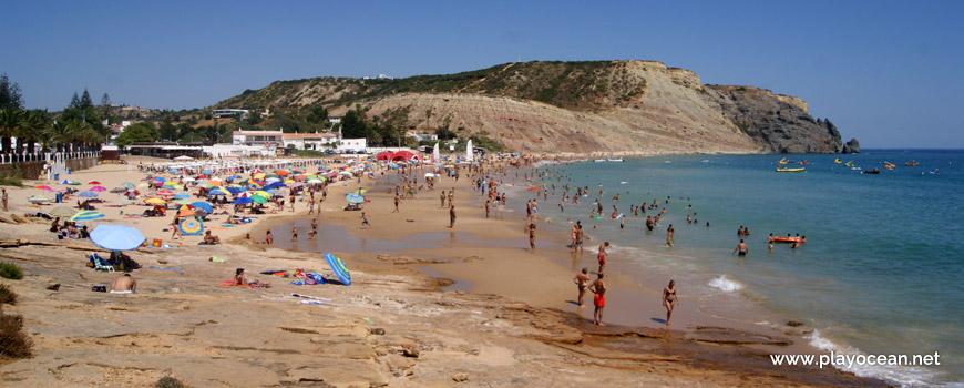 East at Praia da Luz Beach