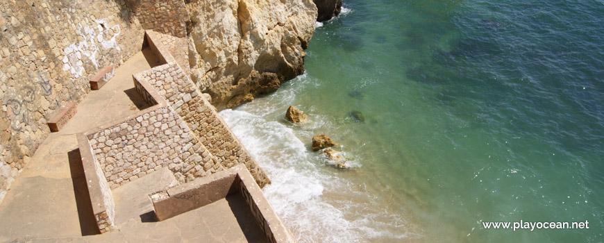 Praia do Pinhão (Este)