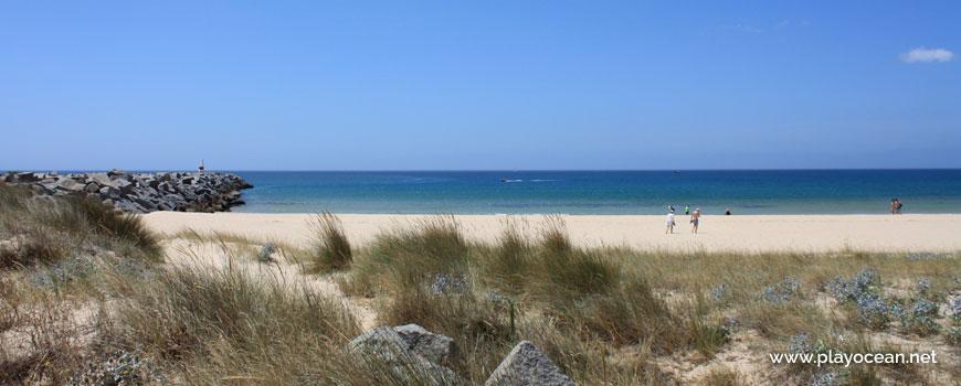 Praia do Vale da Lama
