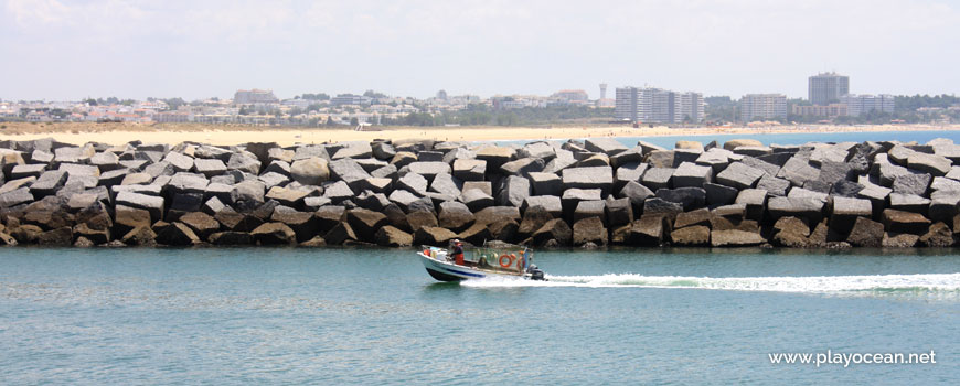 Barco na Ria de Alvor