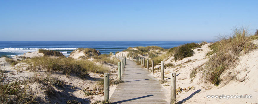 Acesso à Praia do Vigão
