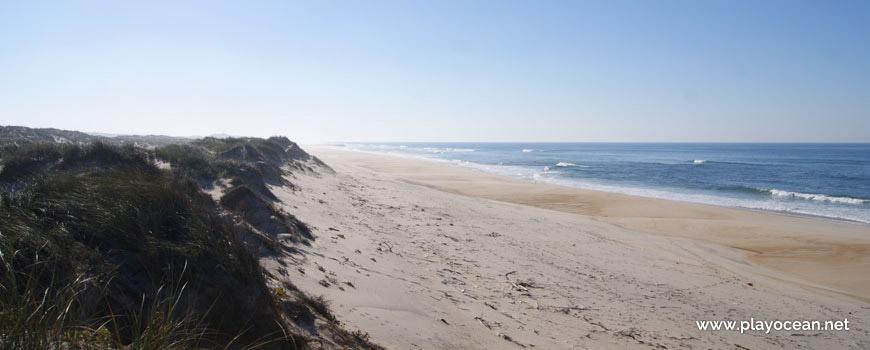 Sul da Praia do Vigão