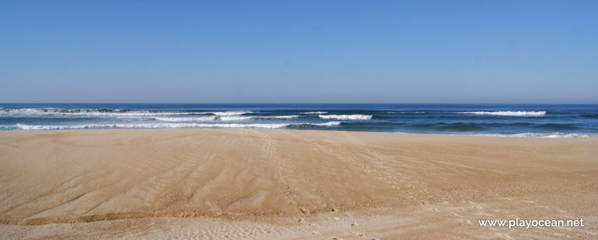 Mar na Praia do Vigão