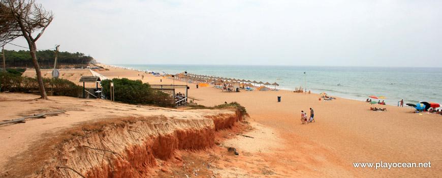 Praia do Almargem Beach