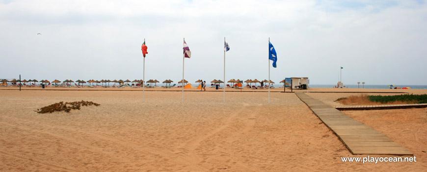 Estandartes, Praia do Almargem