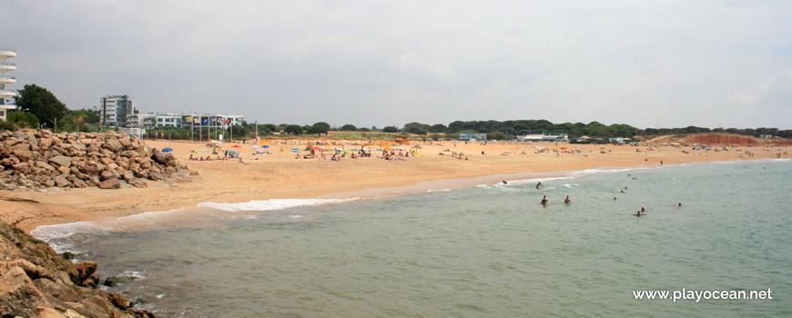 Oeste na Praia do Forte Novo
