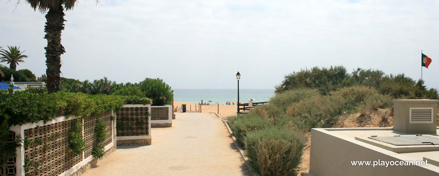 Access to Praia de Vale do Lobo Beach