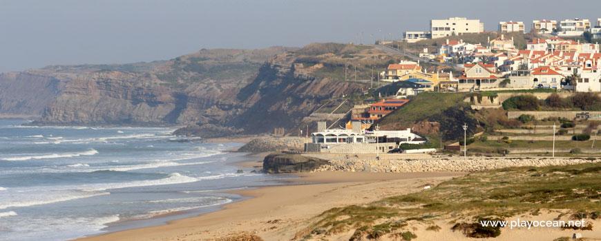Norte na Praia da Areia Branca