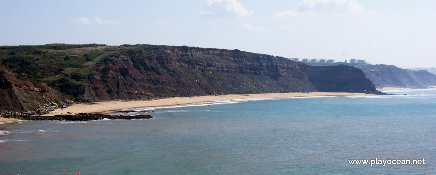 Panoramic of Praia do Caniçal Beach