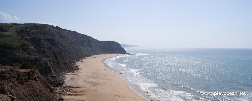Sul na Praia do Caniçal