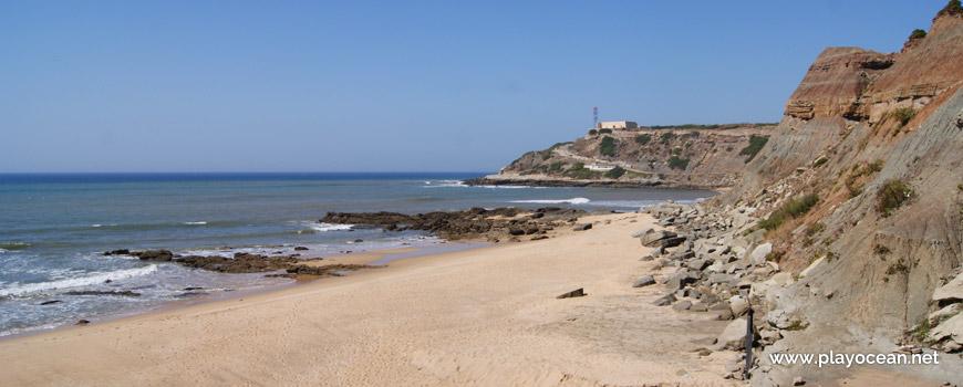 Norte na Praia do Caniçal