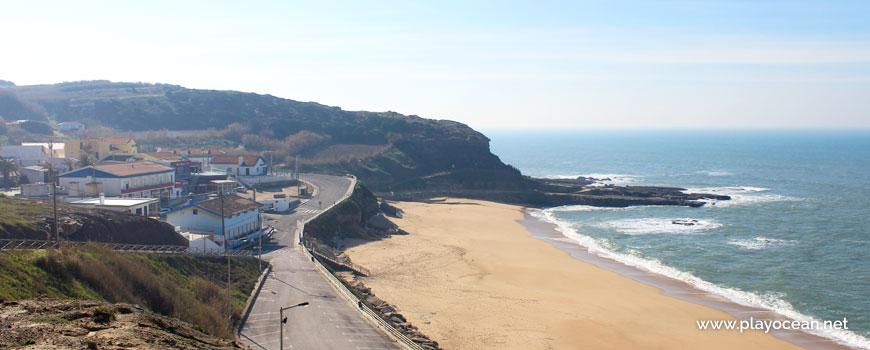 Sul na Praia de Porto Dinheiro