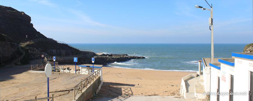 Acesso à Praia de Porto Dinheiro