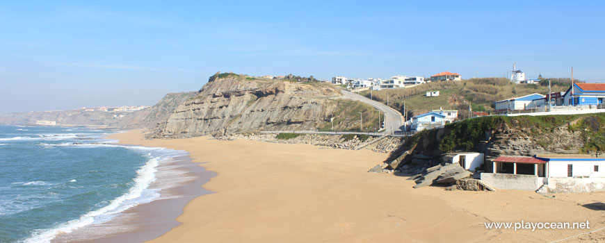 Norte na Praia de Porto Dinheiro