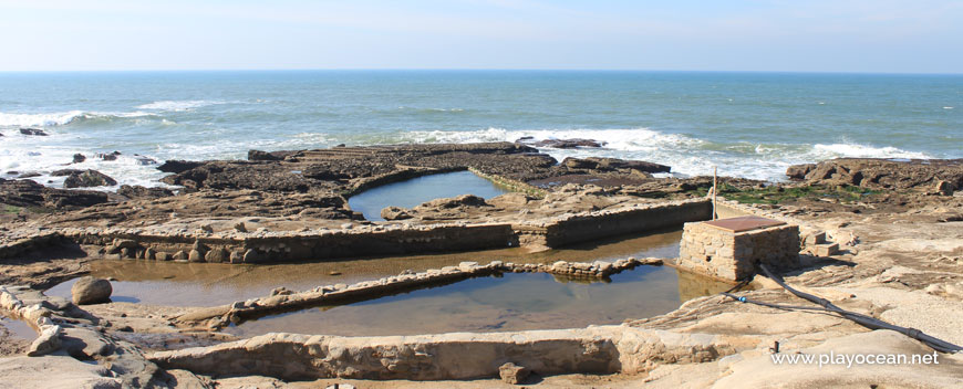 Pools at Porto Dinheiro Beach
