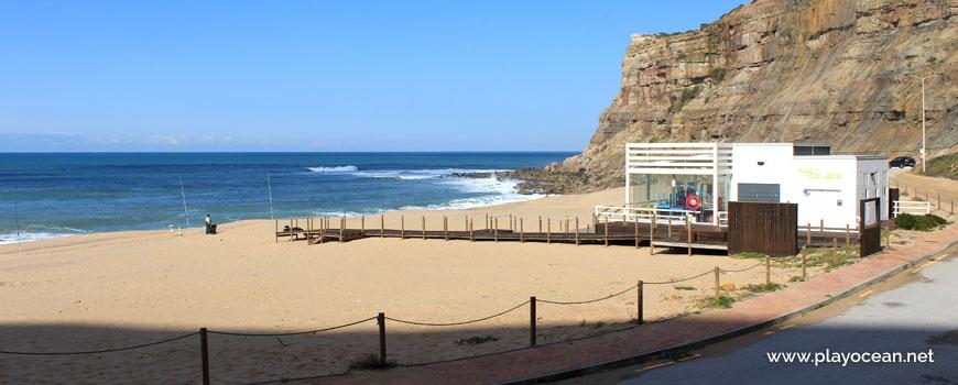 Bar, Praia da Calada