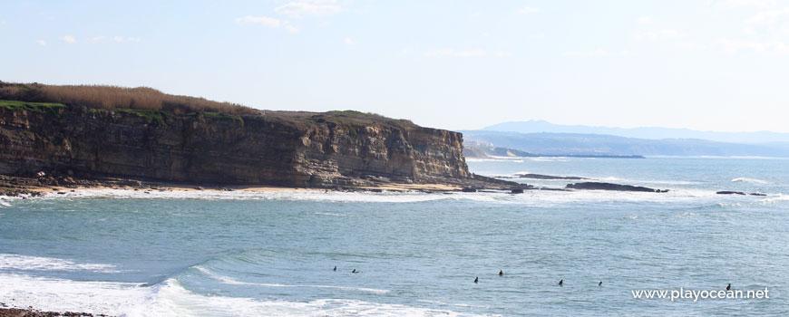 Falésia na Praia dos Coxos (Surf)