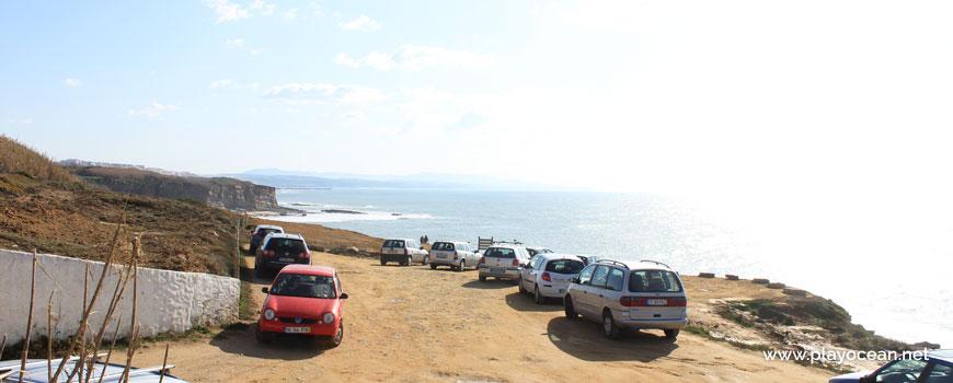 Cars at Praia dos Coxos (Surf) Beach