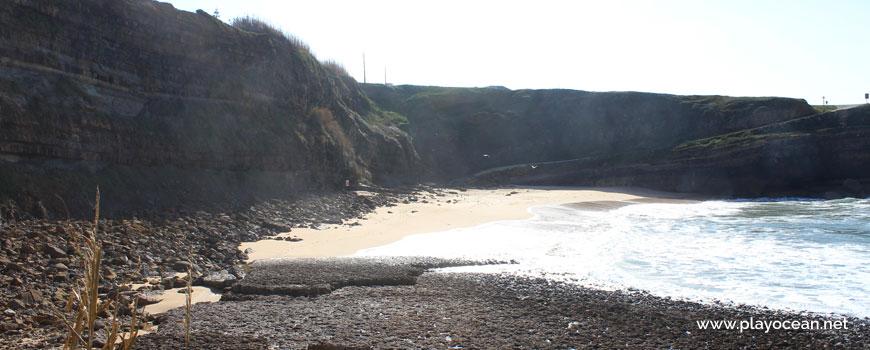 South at Praia dos Coxos Beach