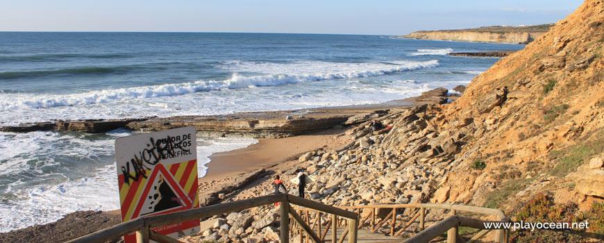 Descida à Praia da Empa