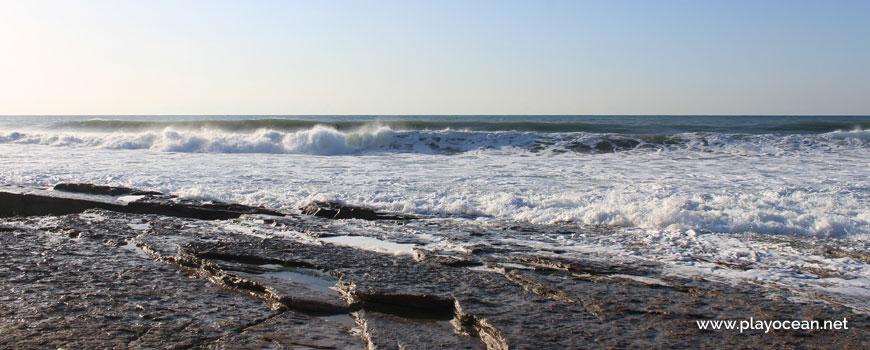 Beira-mar, Praia da Empa