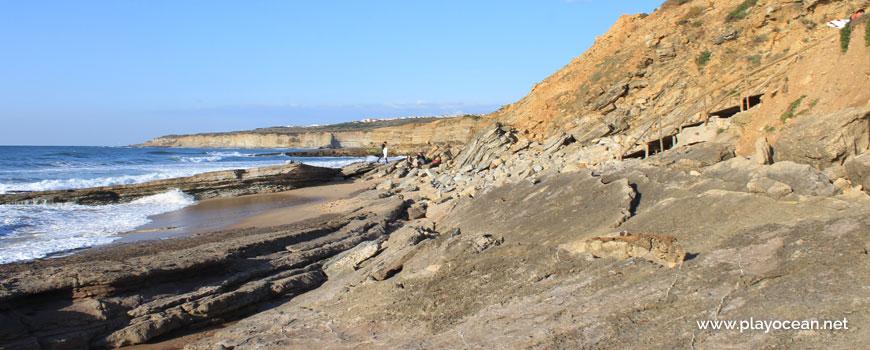 Norte na Praia da Empa