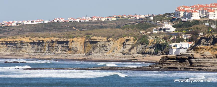 Panorâmica da Praia do Matadouro