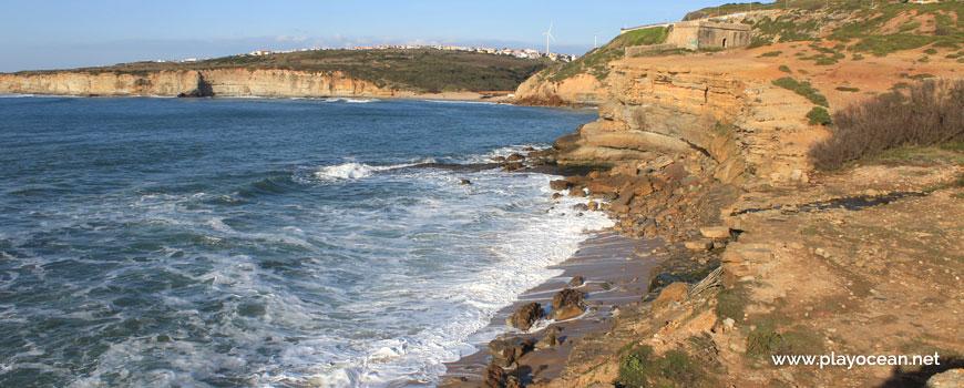 Praia de Mil Regos Beach