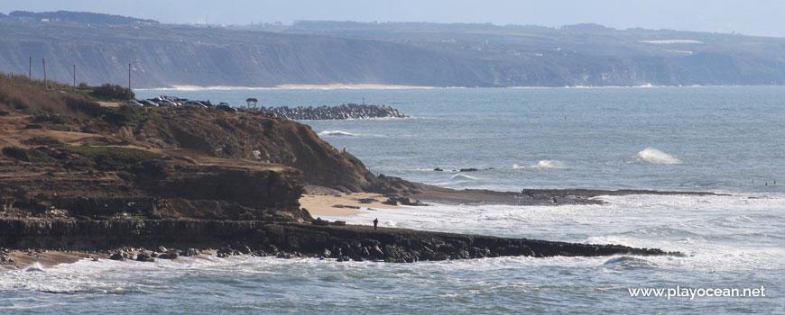 Praia da Orelheira Beach
