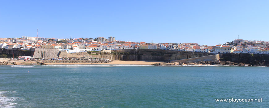 Panoramic of Praia dos Pescadores Beach