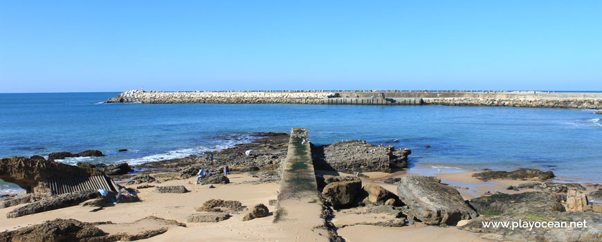 South pier, Praia dos Pescadores Beach