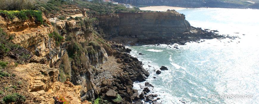 Cove, Praia do Portinho Correia Beach