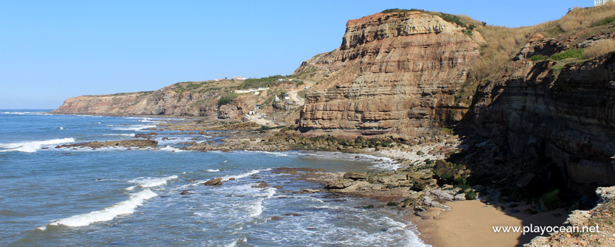 Norte na Praia de Porto Barril