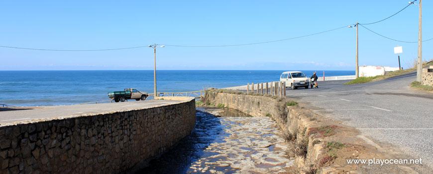 Ribeira na Praia de Porto Barril