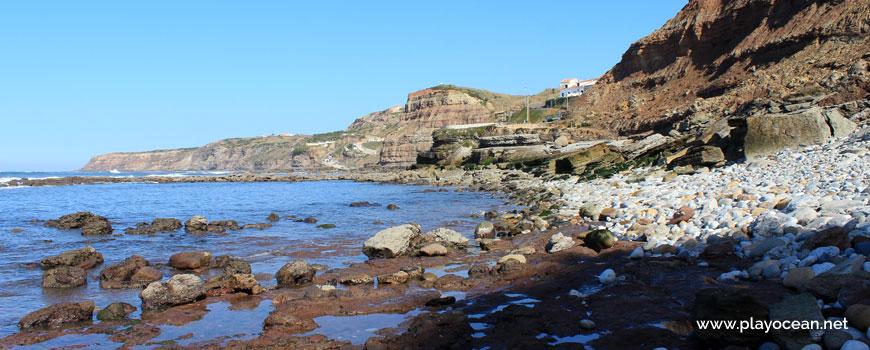 Praia de Porto Barril Beach