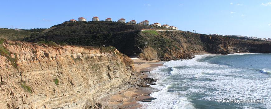 Seaside at Praia de Ribeira dIlhas Beach