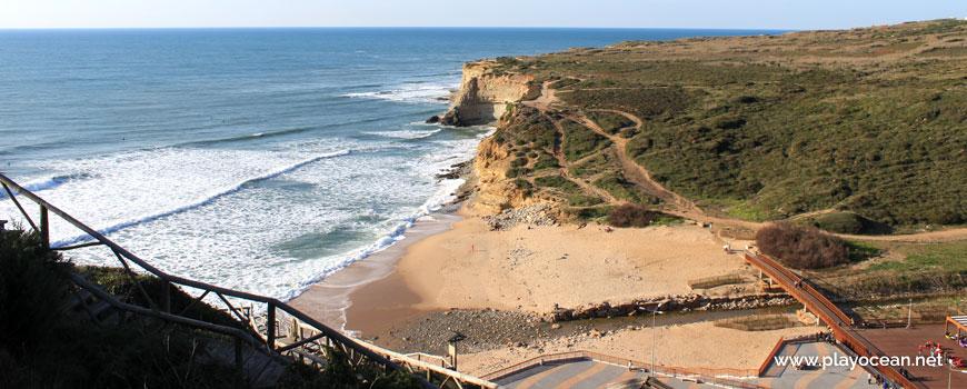 Praia de Ribeira dIlhas Beach