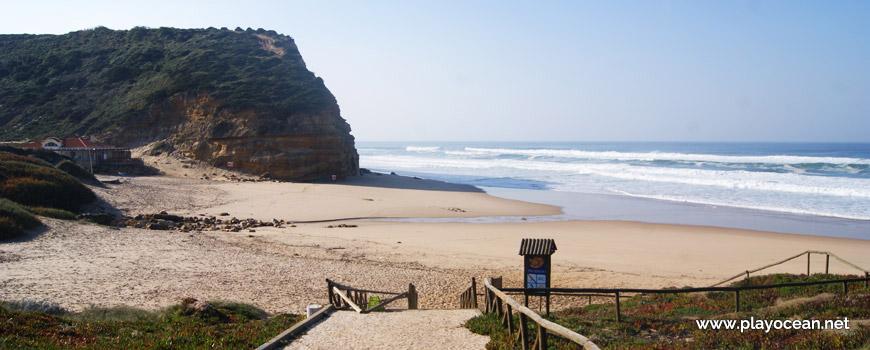 Panorâmica, Praia de Sâo Julião
