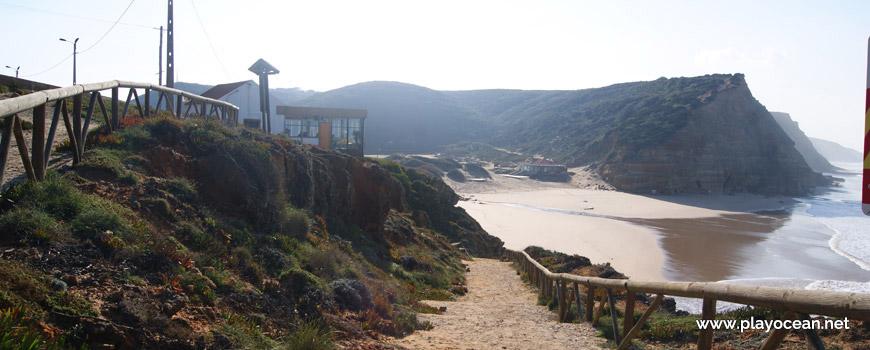 Descida à Praia de São Julião