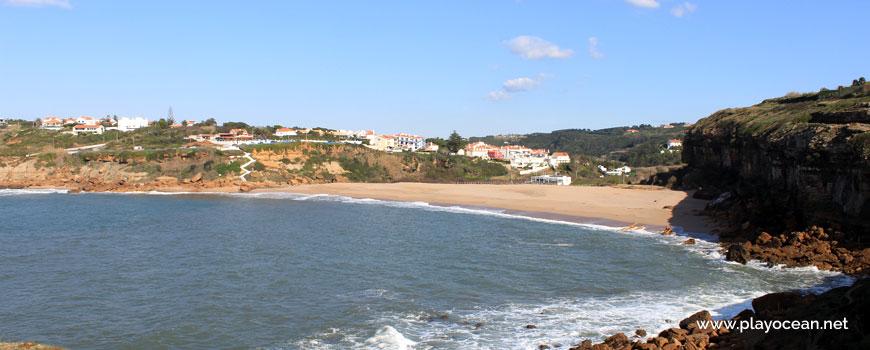 Panorâmica da Praia de São Lourenço