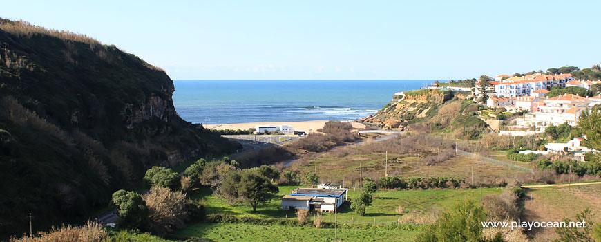 Vale da Praia de São Lourenço