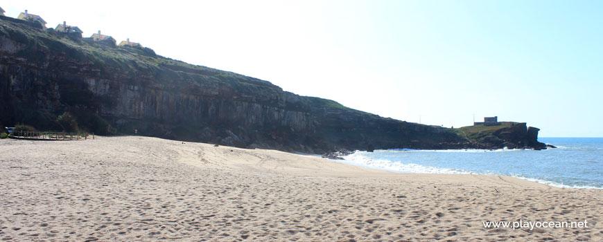 Sul na Praia de São Lourenço