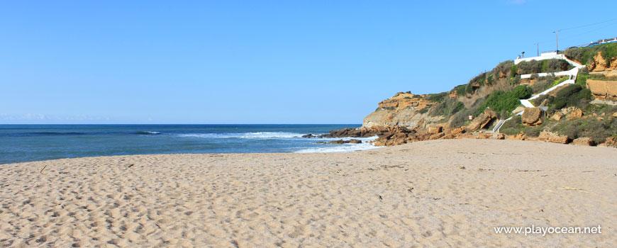 Norte na Praia de São Lourenço