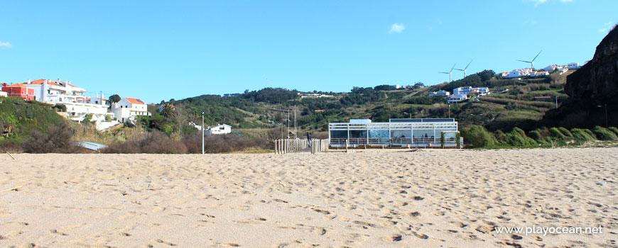 Concessão na Praia de São Lourenço