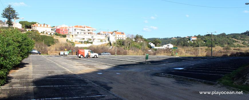 Estacionamento na Praia de São Lourenço