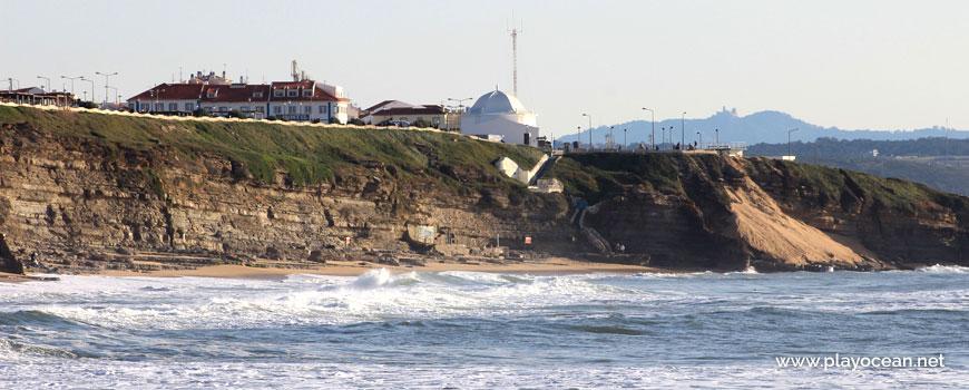 Panorâmica da Praia de São Sebastião