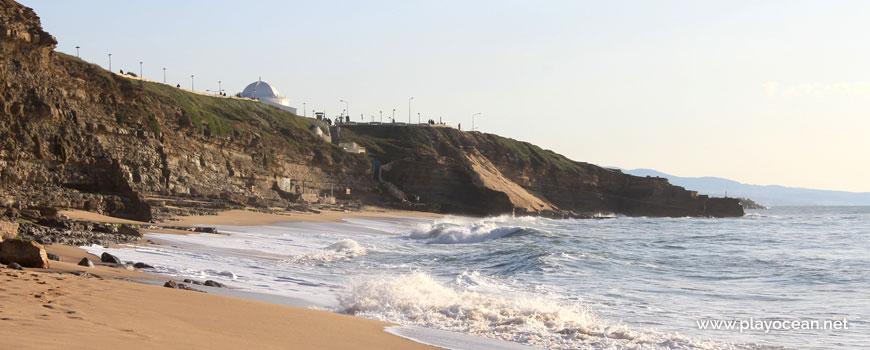 Sul na Praia de São Sebastião