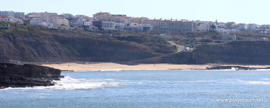 Panoramic of Praia do Sul Beach
