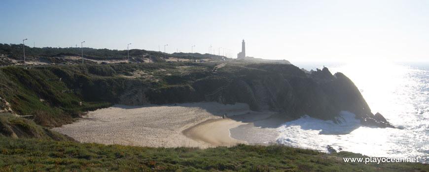 Praia da Concha na Marinha Grande • Portugal