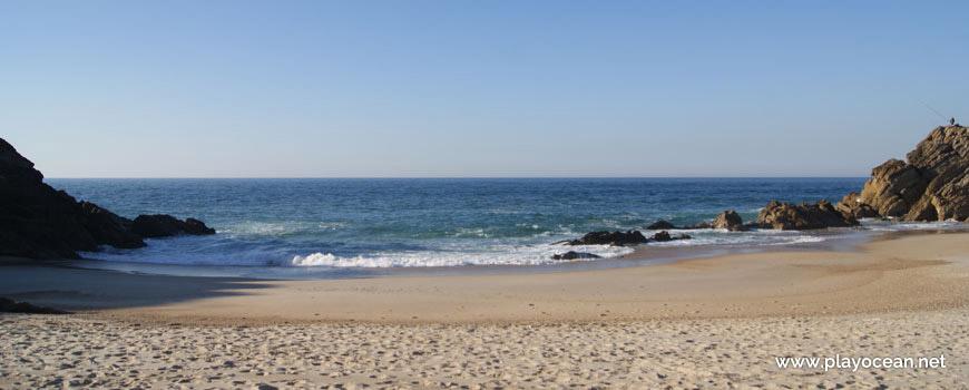 Mar na Praia da Concha